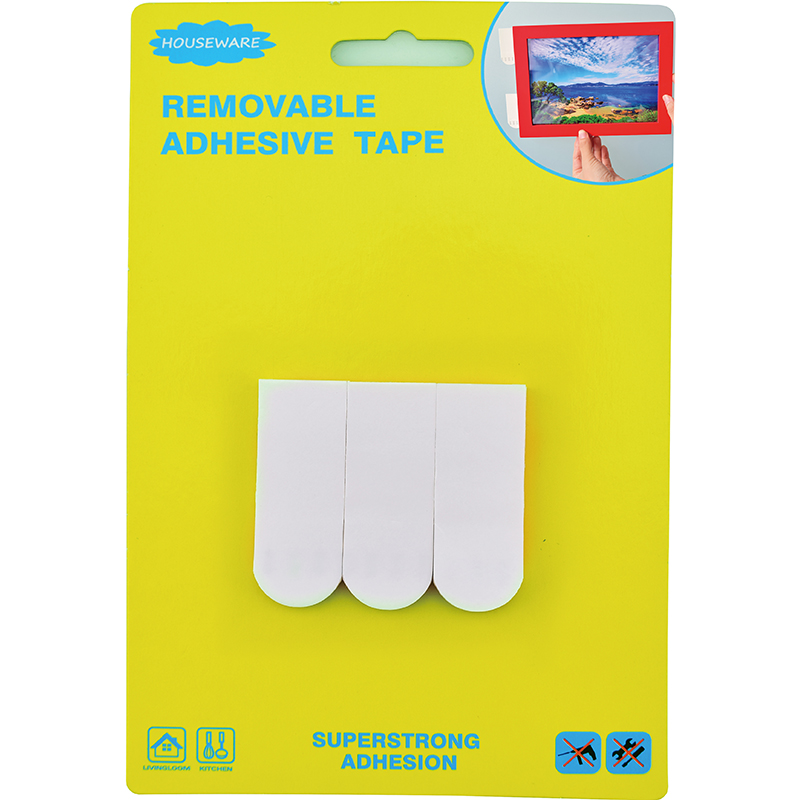 SH14.018 Removable Double Sided Strong Adhesive Tape