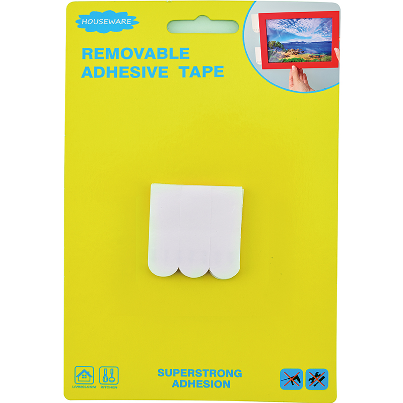 SH14.019 Removable No Mark Adhesive Tape Easy Remove Tape