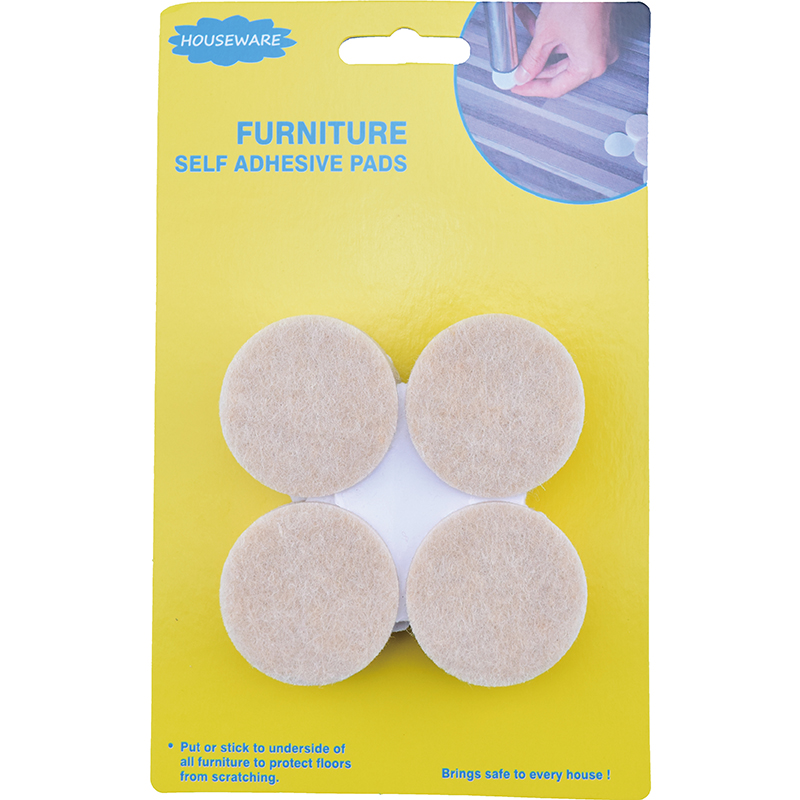 SH13.023  Durable Adhesive Felt Pad For Floor Protector
