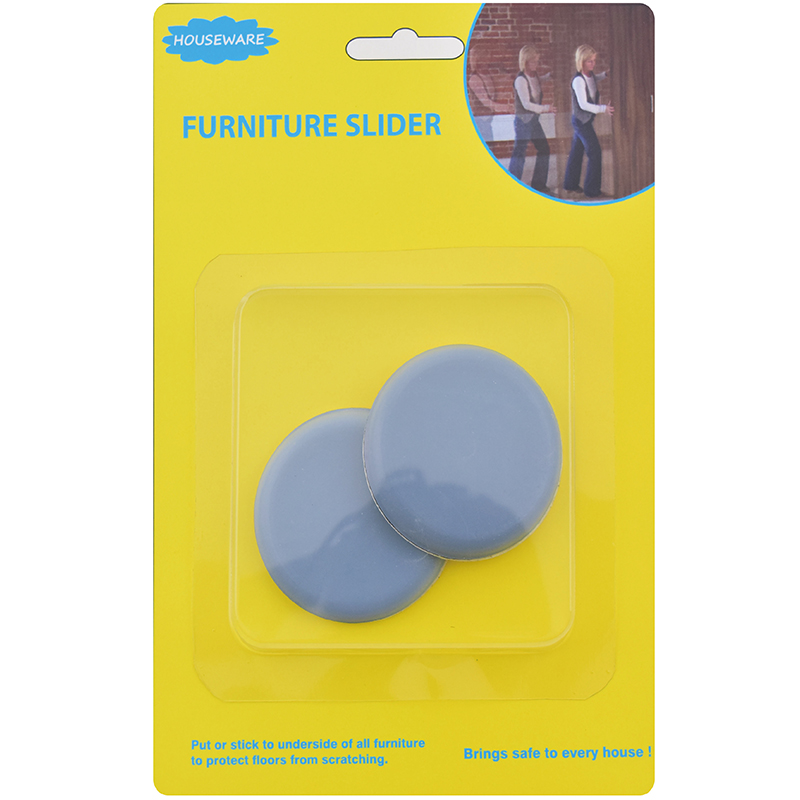 SH19. 015   Adhesive Teflon Chair Glides For Floor Protector
