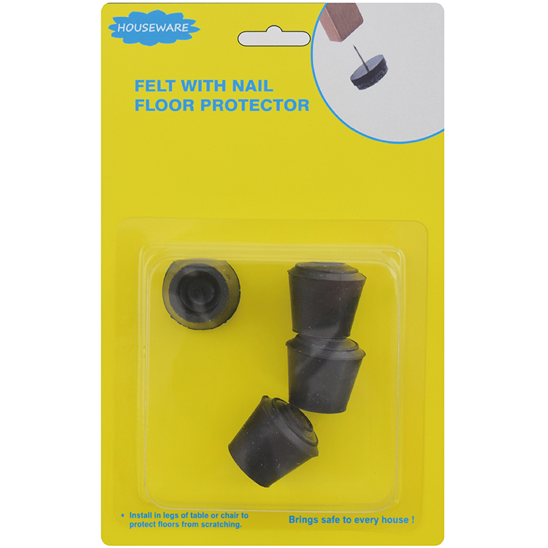 SH19.039 Hot Sale Glides Chair Rubber Tips For Floor Protector
