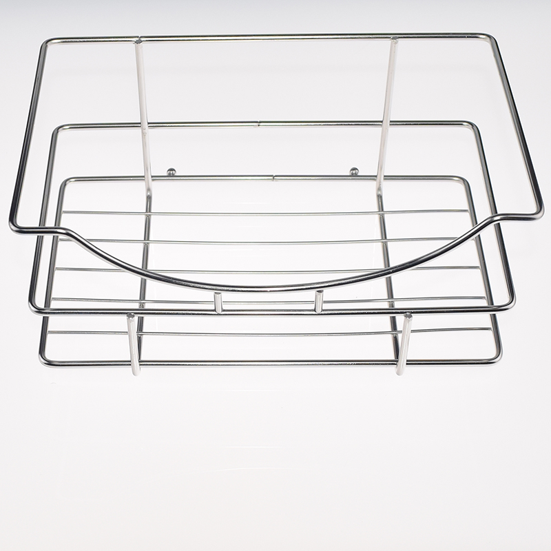 SH7.029 Chromed towel Rack