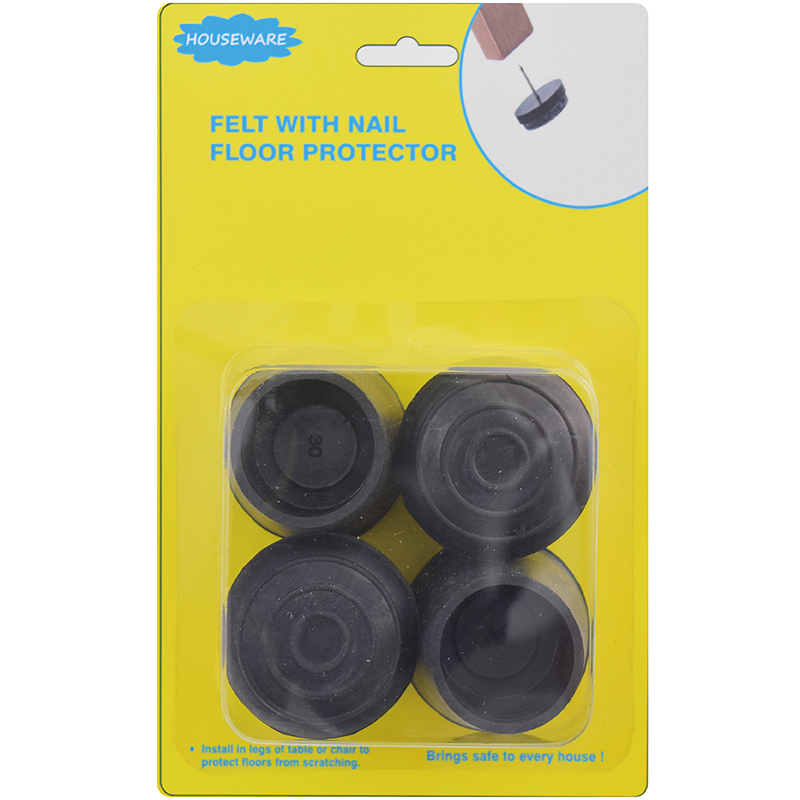 SH19.047 Rubber Chair Leg Protectors Rubber Caps For Chair Legs