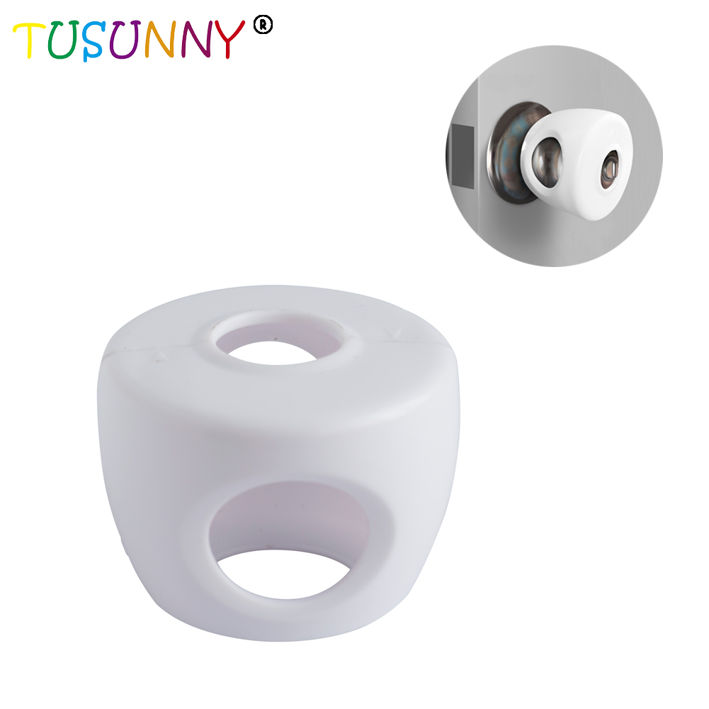 SH1.168A New Hot Selling Child Door Knob Safety Covers