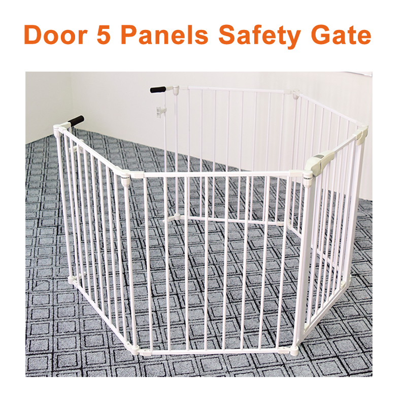 SH1.274 Door 5 Panels Safety Gate