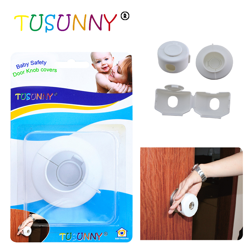 SH1.168 plastic baby safety door handle cover