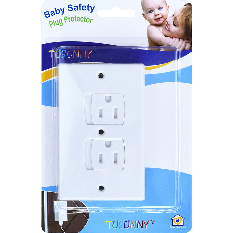 SH1.204 US standard plug cover socket protector for baby child safety